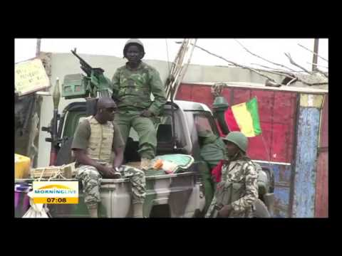 Situation in Mali remains highly volatile: UN