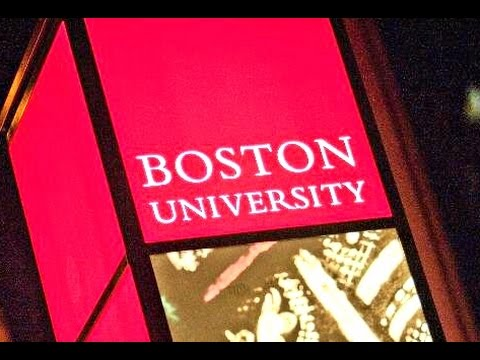 Boston University Application Workshop