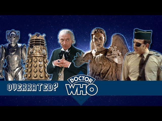 Overrated Doctor Who Stories #1