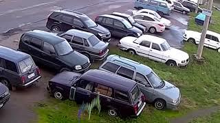 Аварии на дороге, приколы на дорогах 2018 3