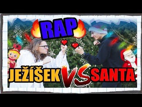JEŽÍŠEK VS SANTA RAP BATTLE feat. Cantzer