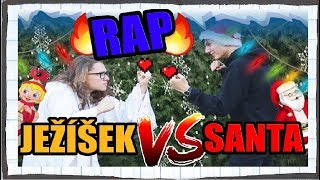 JEŽÍŠEK VS SANTA RAP BATTLE feat. Cantzer