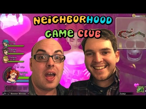 Neighborhood Game Club #10 - Steve Barker