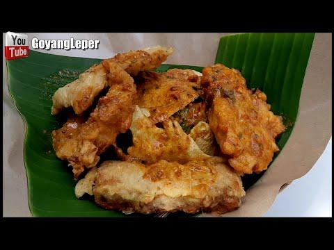 PART 2 - GOYANGLEPER PECEL PINCUK - JAKARTA STREET FOOD - KULINER KELAPA GADING