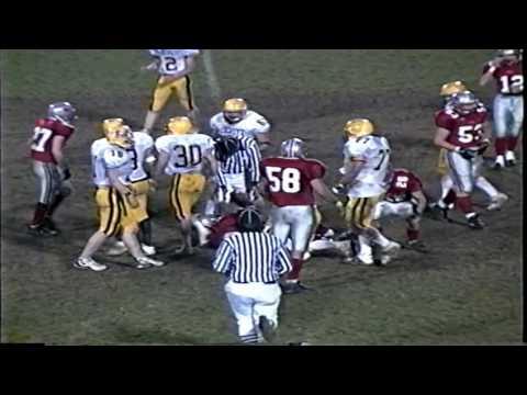 1999 Philadelphia H.S. Football Catholic League Blue Division Championship: Carroll vs McDevitt