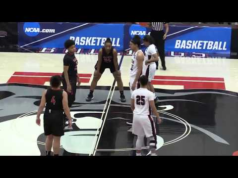 Valdosta State vs. Union University NCAA Division II Women's South Region Basketball Final 12MAR2018