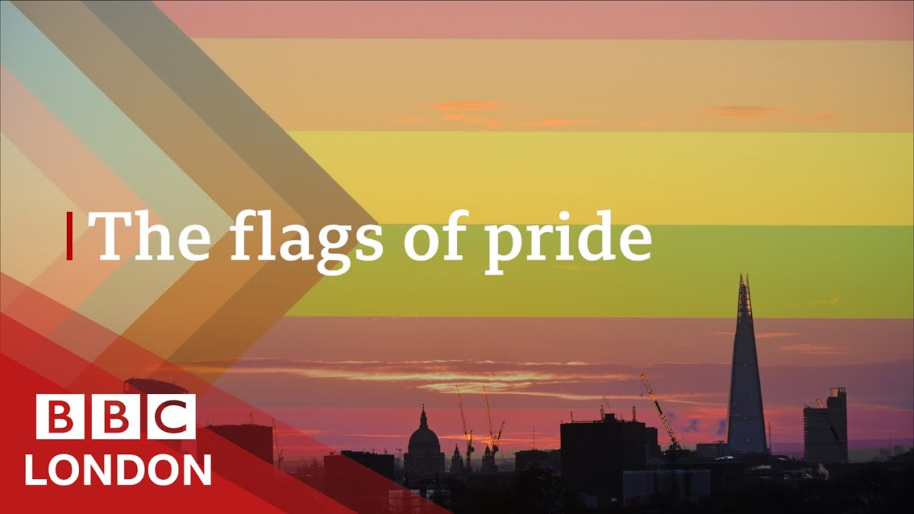 What do all the Pride flags mean? - BBC London - YouTube