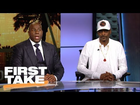 Stephen A. Smith, Snoop Dogg and Magic Johnson discuss Colin Kaepernick | First Take | ESPN