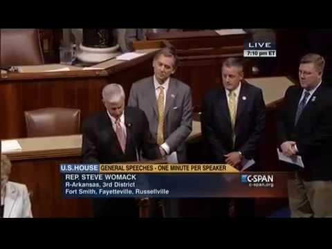 Arkansas Congressional Delegation Remembers Former U.S. Rep. John Paul Hammerschmidt