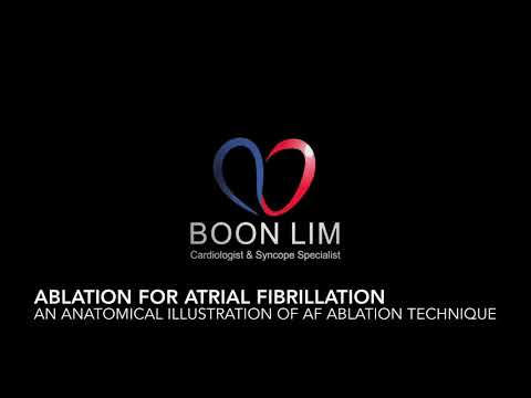 HOW IS AN ATRIAL FIBRILLATION (AF) ABLATION PROCEDURE PERFORMED?