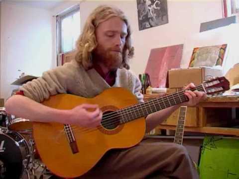 Dick Whyte - NZ Folk song