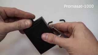 видео GPS трекер Proma Sat 1000 (5500 mAH)