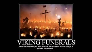 viking funeral helvegen