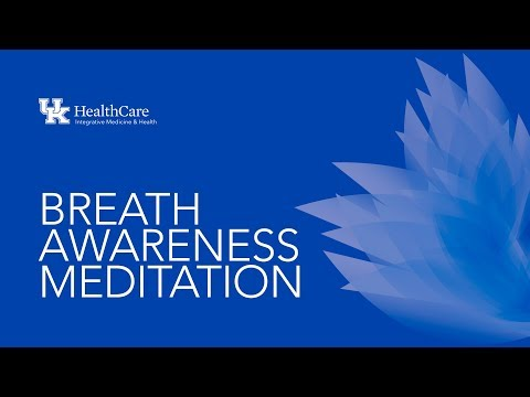 Yoga Techniques - Breath Awareness Meditation