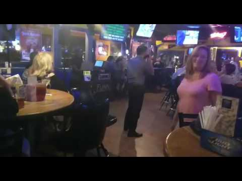 Turn the Page - Karaoke at The Trophy Room