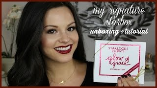 Unboxing & Tutorial | My Signature Starbox! Thumbnail