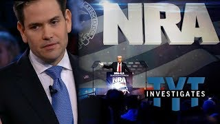 Ryan Grim On Marco Rubio's (Valid) NRA Talking Point