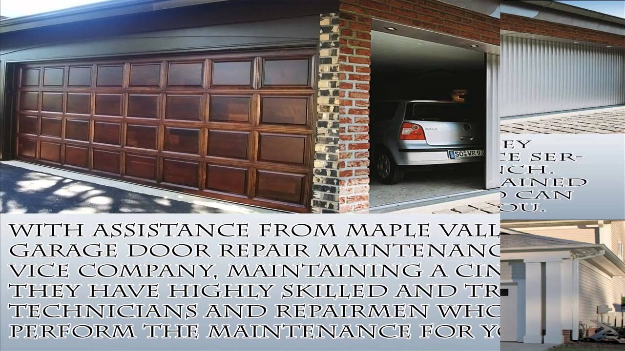 Maple Garage Doors Garage Door Repair Maple Valley 425 374 4206 Maple Valley Garage Door Repair