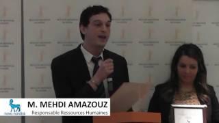 Témoignage : M. MEHDI AMAZOUZ, Responsable RH NOVO NORDISK Algérie