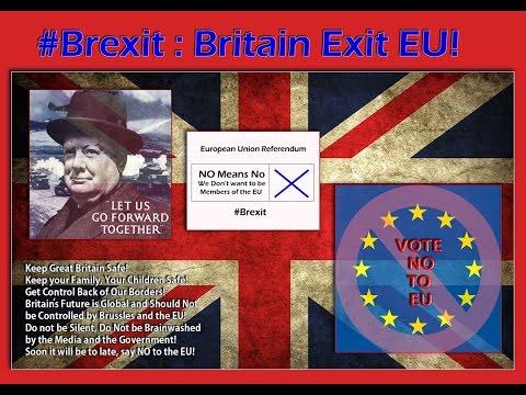 "The Truth About The EU ""BREXIT""  Illuminati, Rothschild."