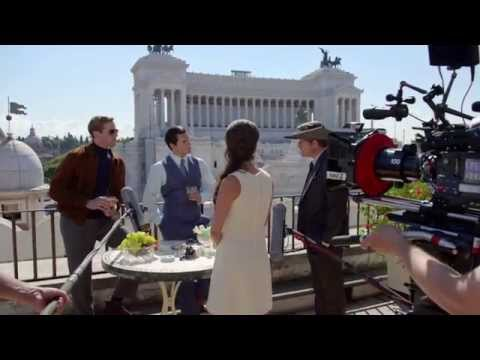 Making of The Man from U.N.C.L.E. - 2