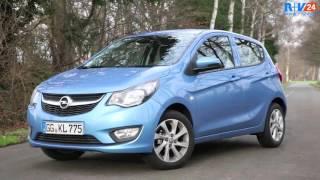 2015 Opel Karl R+V24 Drive Check   Fahrbericht   Test   Best of 2015