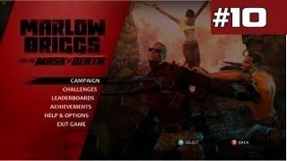 Marlow Briggs Walkthrough - Part 10 Gameplay Playthrough PC XBOX