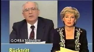 ARD Tagesschau 25.12.1991 - Ende der UDSSR