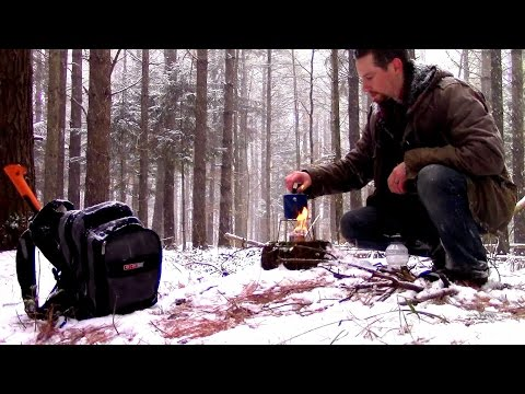Survival Hike- One of your best survival tools…