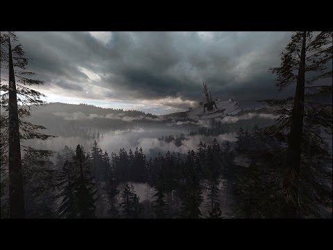 Star Wars Battlefront: Ambience – Endor (ASMR, Thunderstorm Sounds, White Noise)