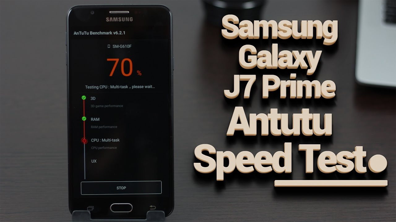 Galaxy J7 Prime Speed Test | Antutu Benchmark | Samsung