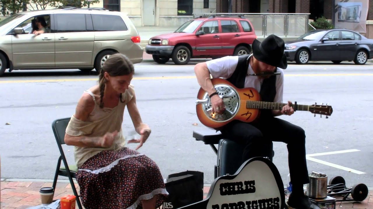 Chris Rodrigues And Abby The Quot Spoon Lady Quot Asheville Nc