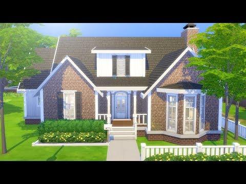 REDBRICK // The Sims 4: Speed Build thumbnail