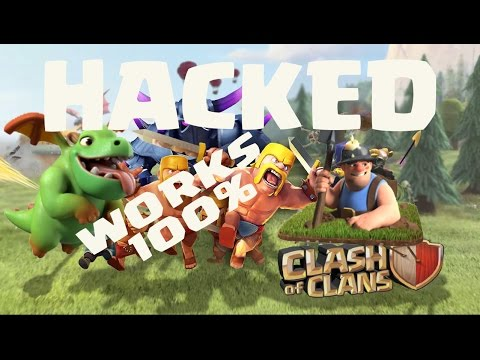 WORKS 1000% :: CLASH OF CLANS HACK JUNE 2016 ( PRIVATE SERVER )