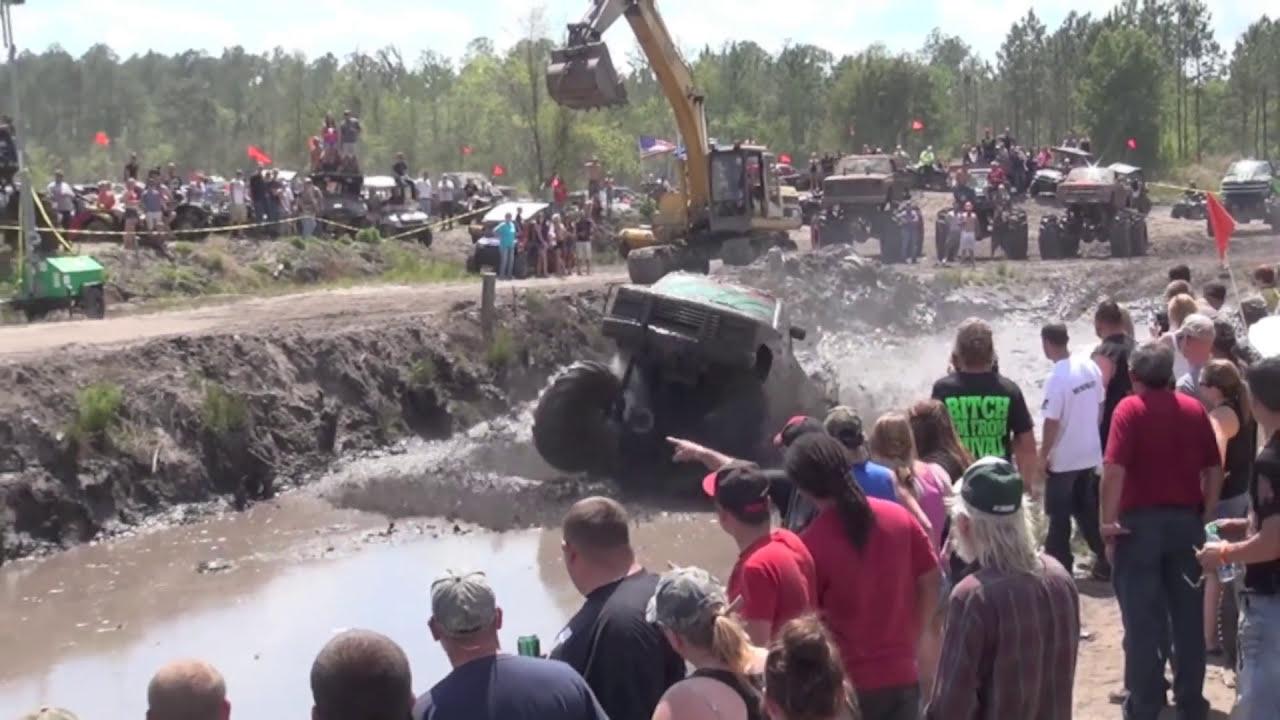 Soggy Bottom Mud Pit Bounty Hole At 13  Hdbroadcaster  Com 07:58 HD