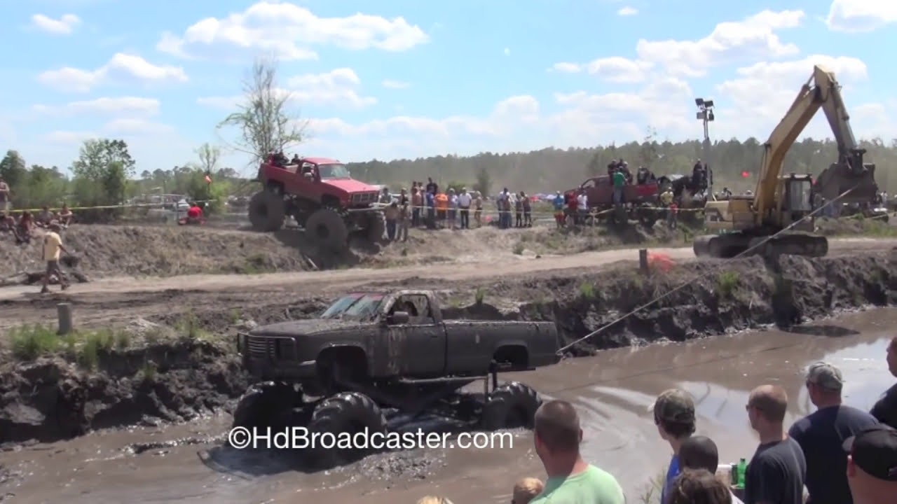 Soggy Bottom Mud Pit Bounty Hole At 13  Hdbroadcaster  Com 07:58 HD