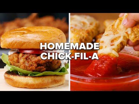 Homemade Chick-Fil-A Recipes • Tasty Recipes
