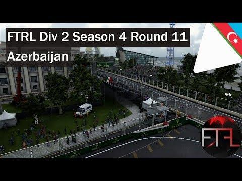 FTRL - Div 2 - Round 11 - Azerbaijan