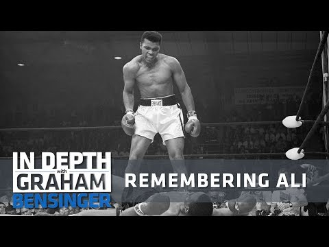 Star athletes remember Muhammad Ali