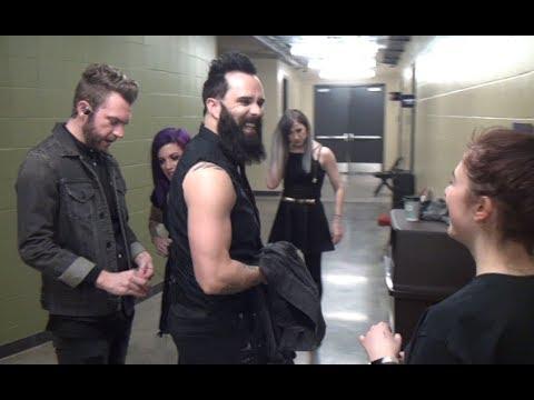Skillet Backstage - Backstage Entertainment