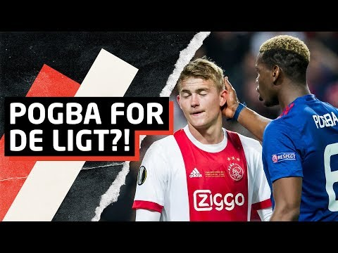 Paul Pogba For Matthijs De Ligt?! | Transfer Talk