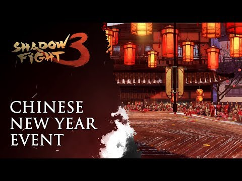 Shadow Fight 3 Chinese New Year Special Event Announced