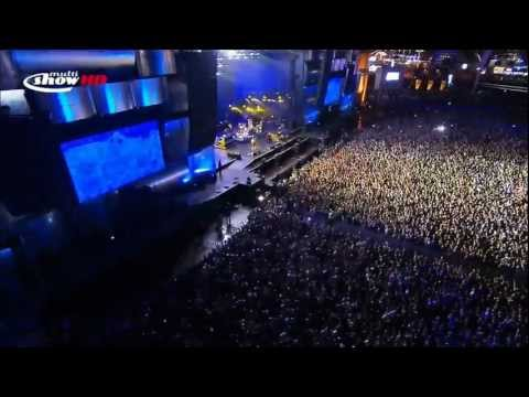 Red Hot Chili Peppers - Monarchy Of Roses - Rock In Rio 2011 [HD]