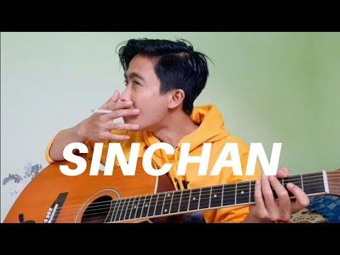 SINCHAN GITAR - Opening Song - Versi Indonesia | Fingerstyle |