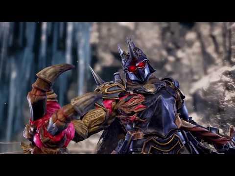 Soul Calibur 6 Gameplay Trailer - Groh, Kilik, Nightmare, Xianghua - PS4, Xbox One, PC