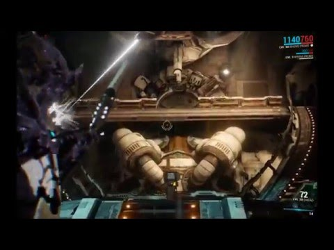 Finding an Oculyst on Uranus - Warframe Gameplay