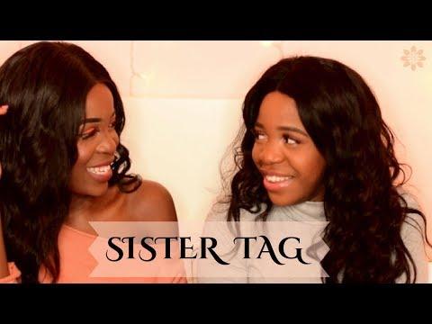 SISTER TAG | Banji & Nkazana Kamwi