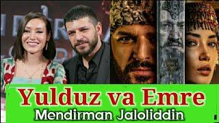 Mendirman Jaloliddin seriali