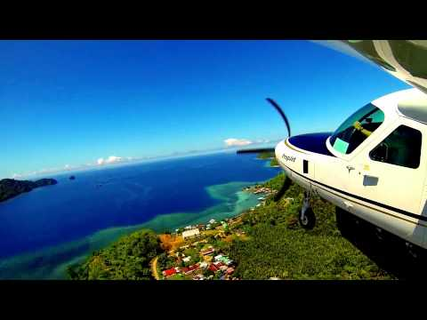 "Susi Air  -  ""Awesome Flying in Papua"""