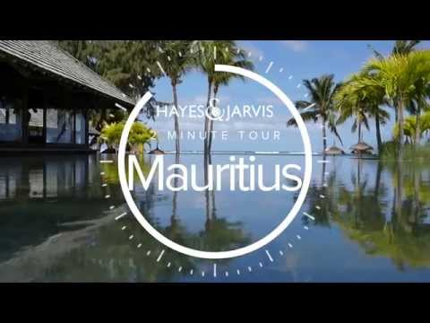 Hayes & Jarvis | 2 Minute Tour of Mauritius